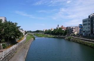 金沢の町並み