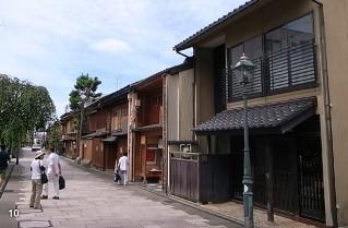 金沢 にし茶屋街