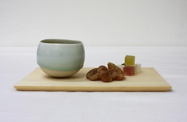 和菓子&煎茶でおうちカフェ