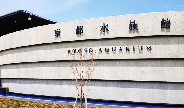 京都水族館。