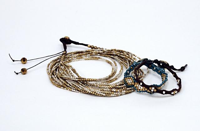 NAKAMOL(ナカモル) ネックレス&ブレスレット