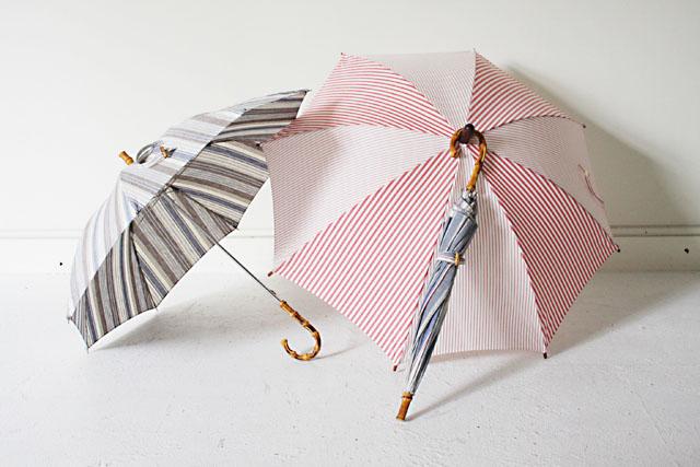 夏の必需品、日傘。