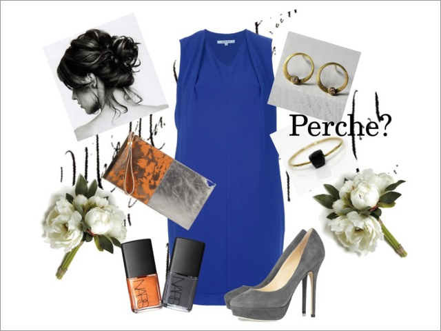 Perche?(ペルケ?)のアクセサリーでドレスアップ2
