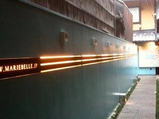 MARIEBELLE(マリベル) 京都本店の入口