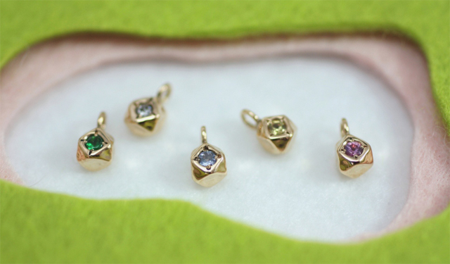 MINIMUMNUTS jewelry collection 2013