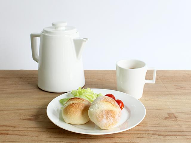 DINNERWARE & CO/Piet Hein Eekのテーブルウェアで朝食を:1
