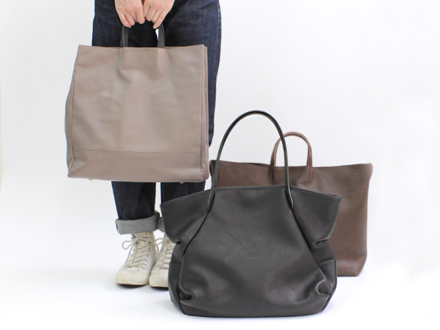 Ense(アンサ) のバッグたち