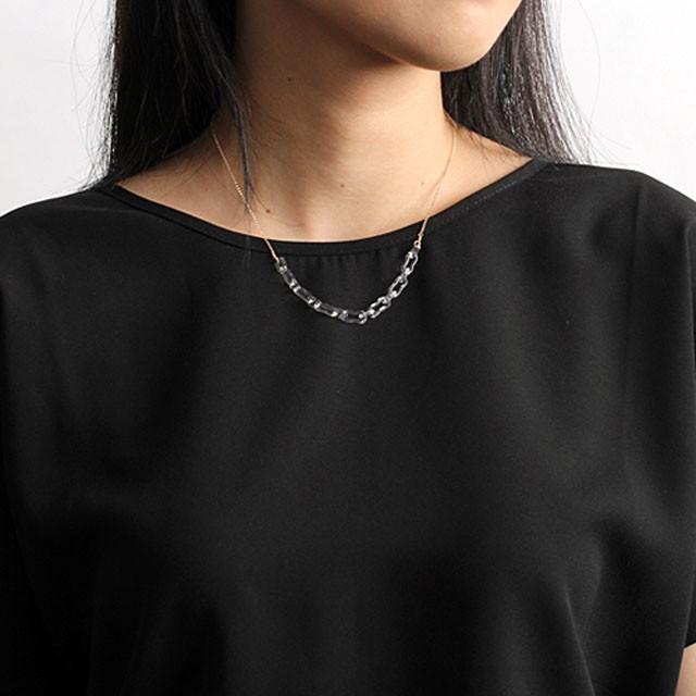 SIRI SIRI(シリシリ)CLASSIC ネックレス TINY CHAIN CL408